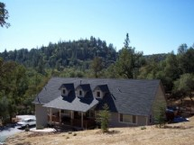 Custom home in Alta Sierra, CA