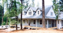 Custom home in Grass Valley, CA