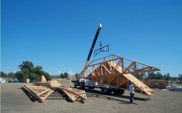 Long span trusses allow your Endeavor Home to have a more flexible interior layout